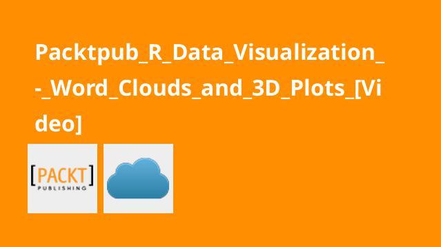 تکنیک های مصورسازی داده در R برای ساختWord Clouds و3D Plots
